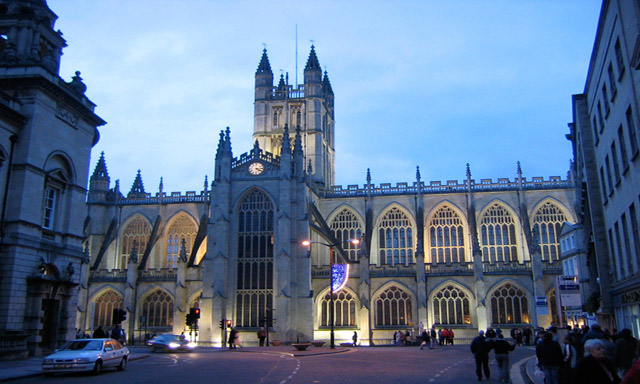 Bath English Homestay - Bath Abbey