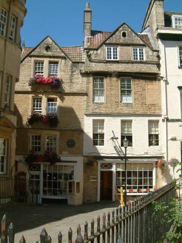 Bath English Homestay - Sally Lunn's cafe – Bath's oldest house