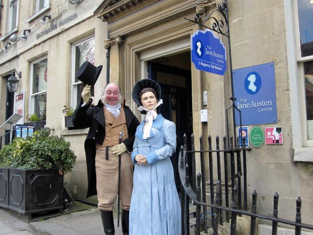 Bath English Homestay - The Jane Austen Centre